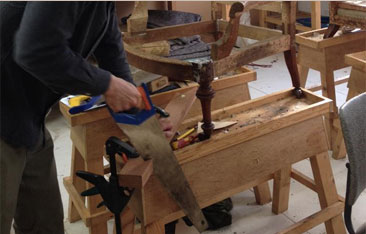 Upholstery Courses Amp Workshops In Oxford Upholstery